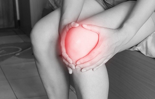 Chronic pain in the knee, relieve pain san jose