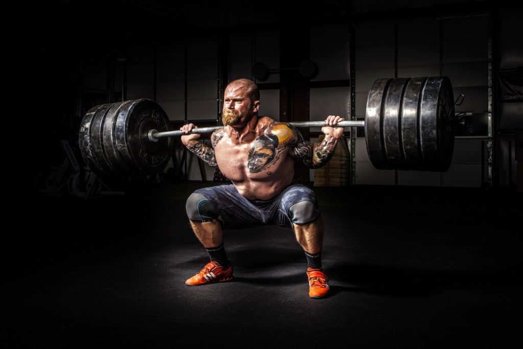 power lifting, body builder, personal training