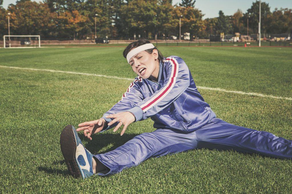 struggling to stretch, chronic pain, body flexibility