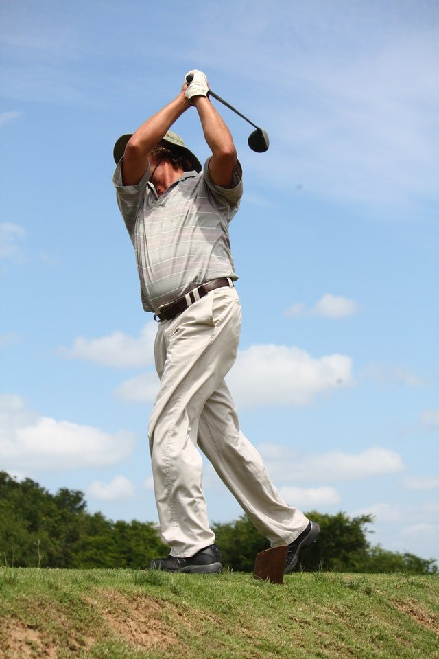 Golfing injuries, pain specialist for golfers