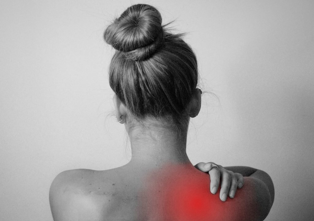 Back pain, sport injury, recovery process from an injury