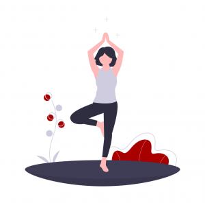 exercising to improve posture, ergonomic testing