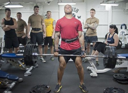 powerlifters need flexibility, mobility training